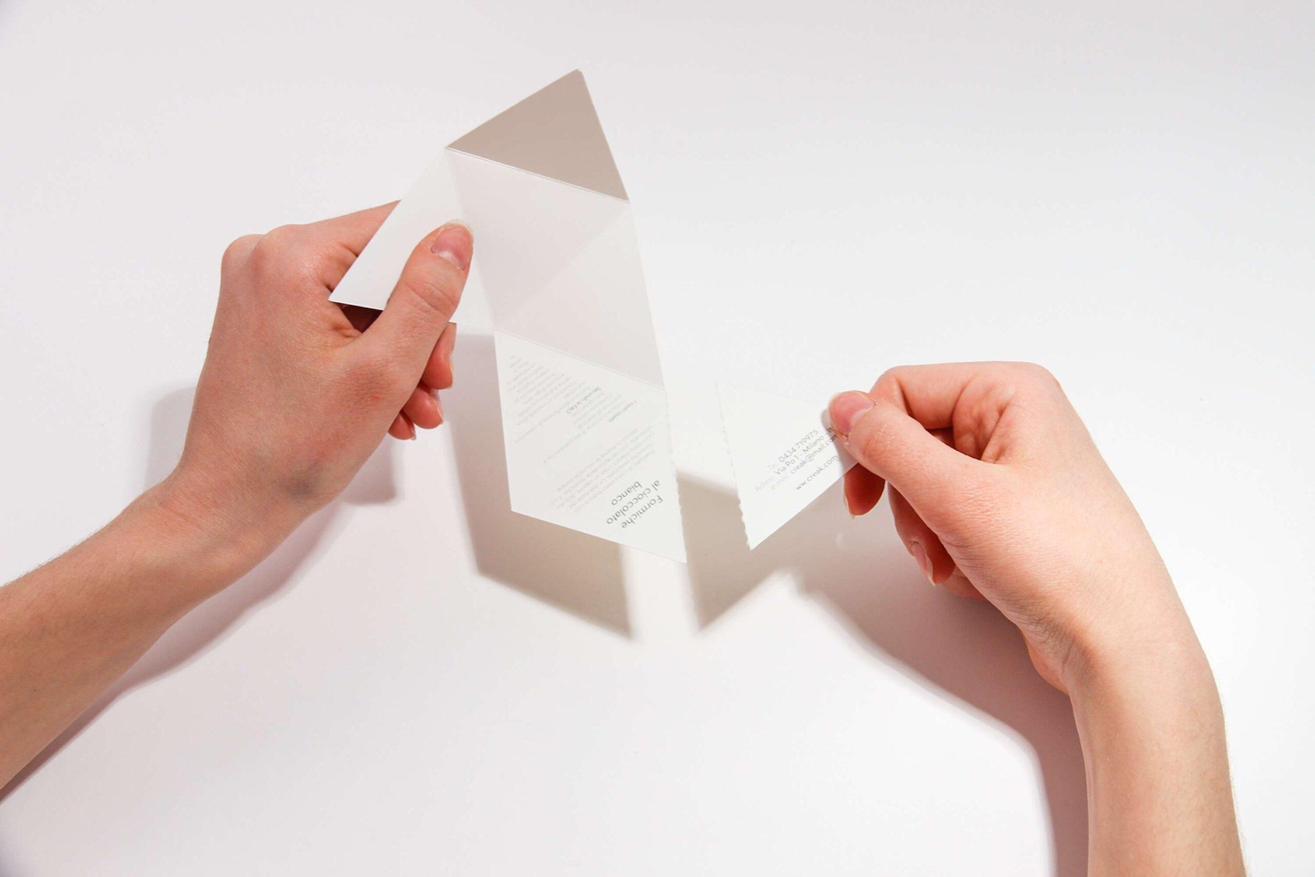 CREAK composizione packaging