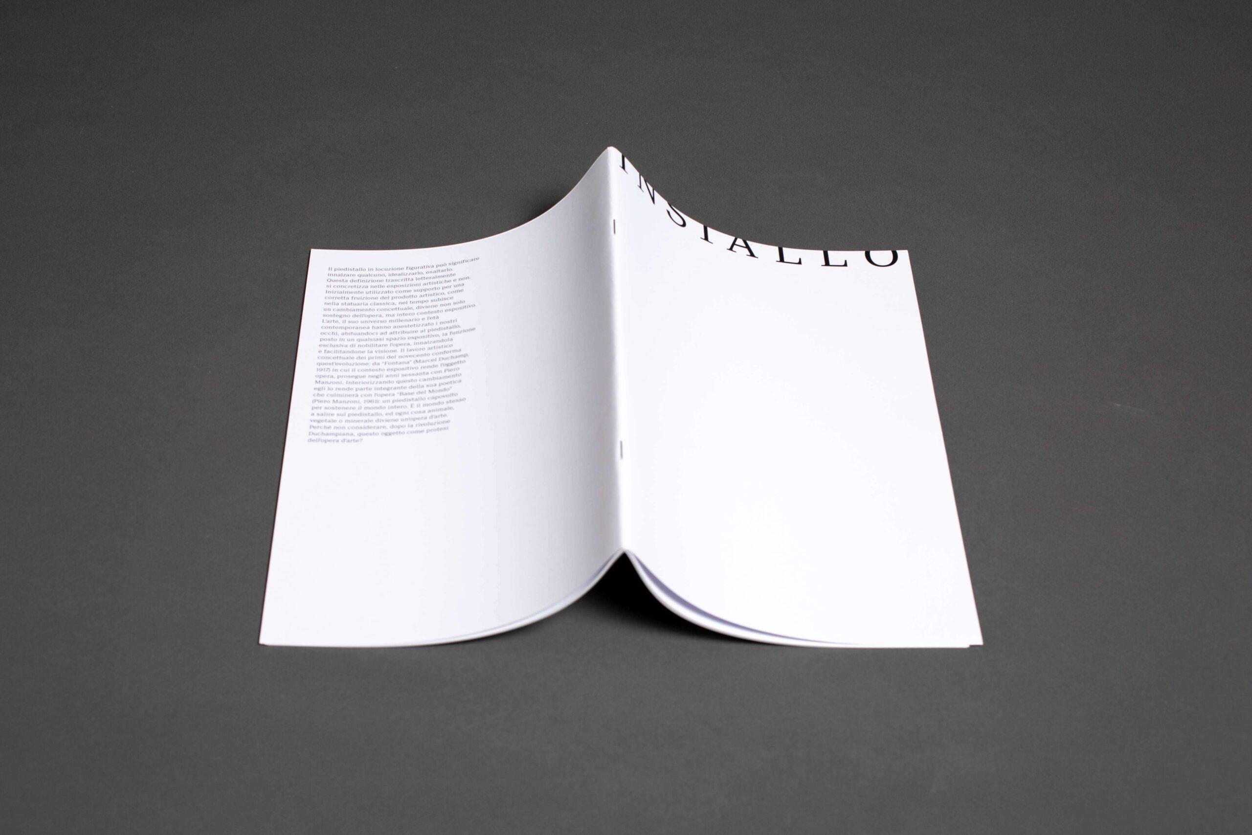 In Stallo copertina del libro