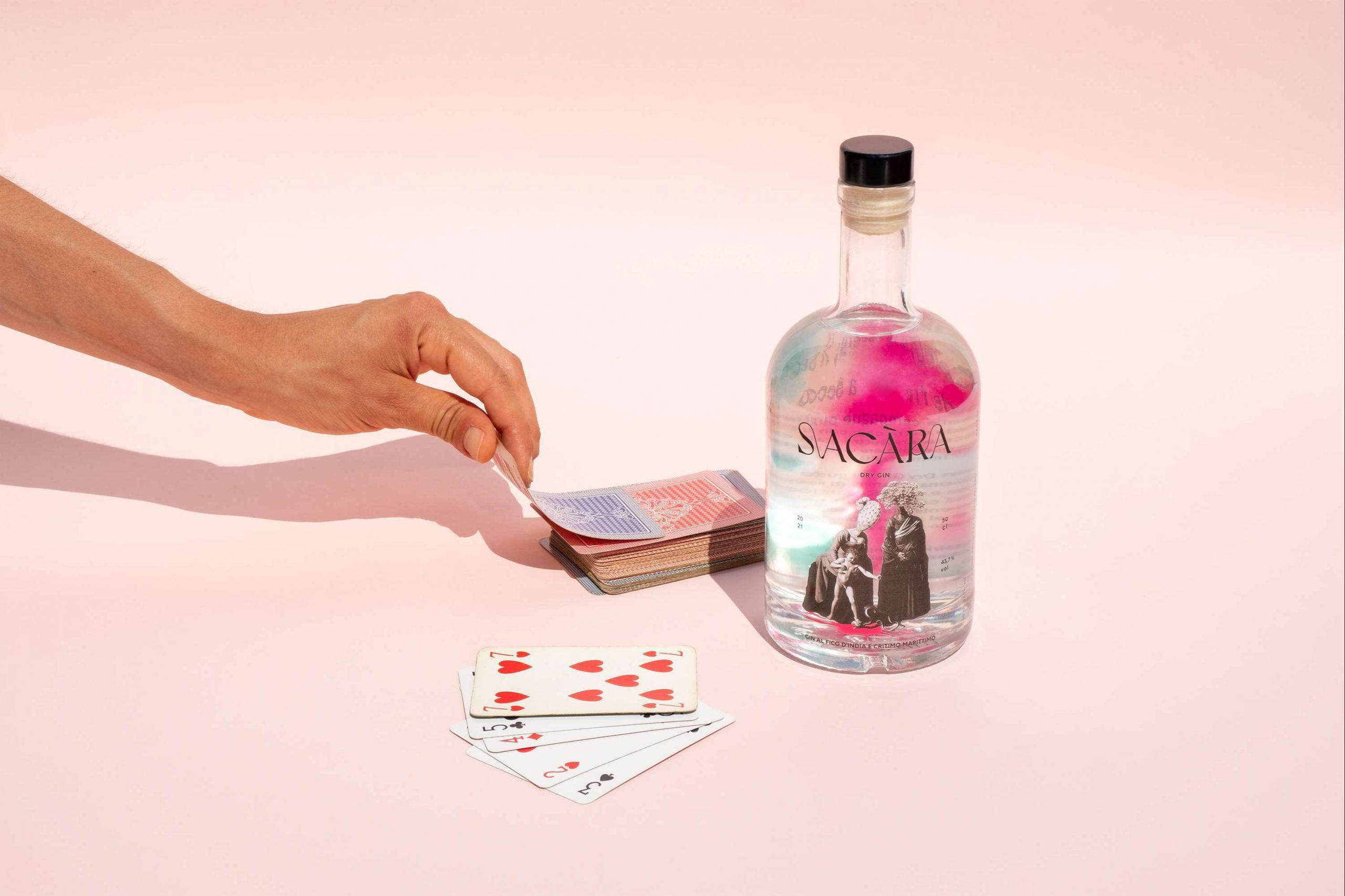Sacara Spirits carte da gioco
