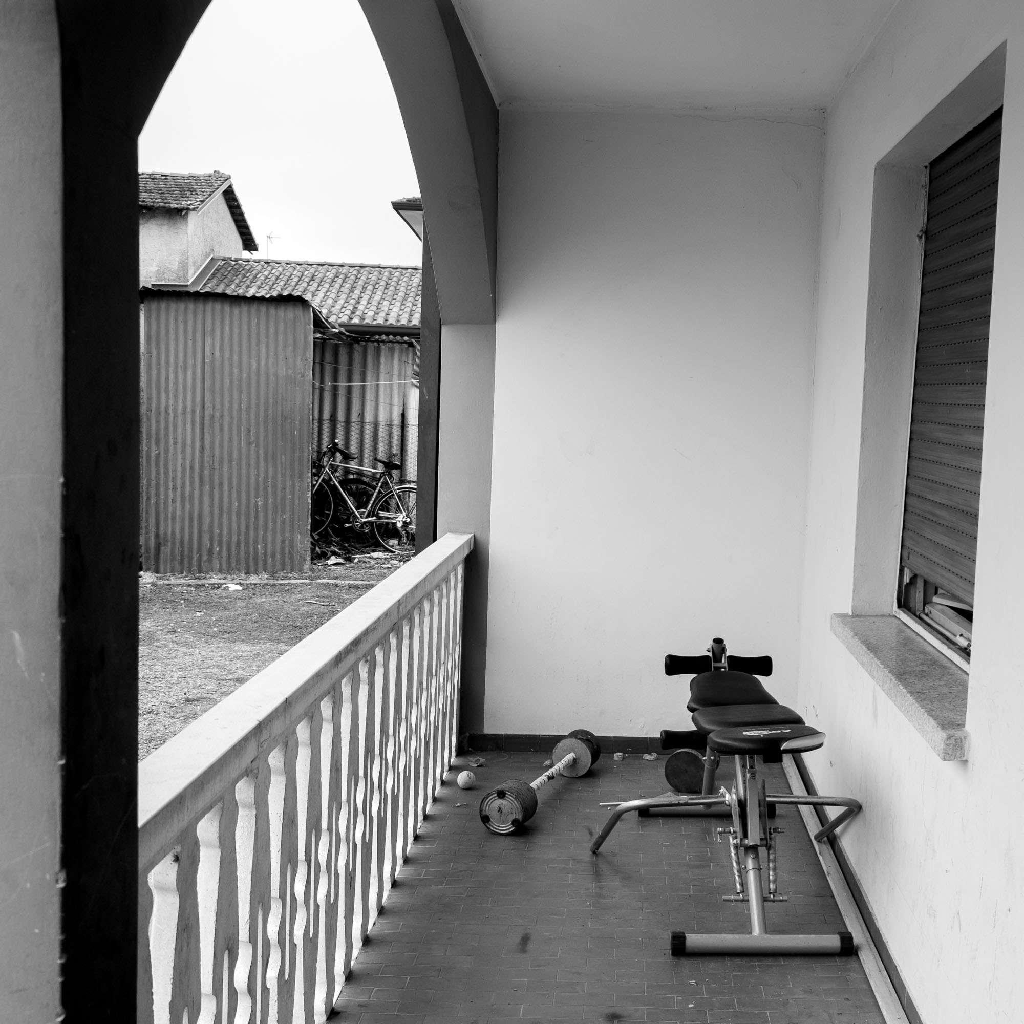Esterno di appartamento