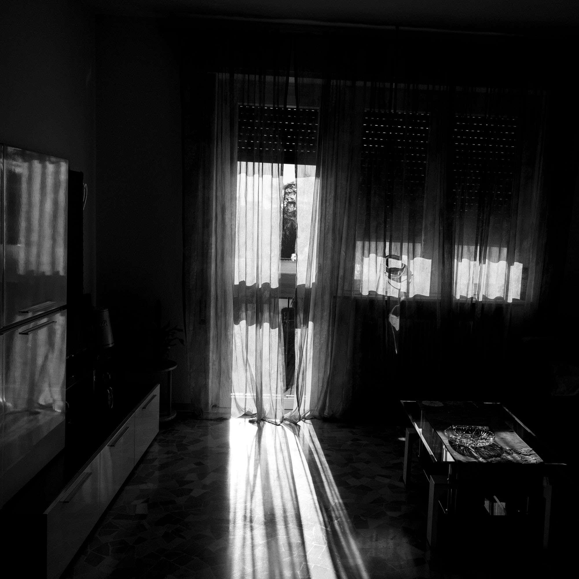 Finestra con luce