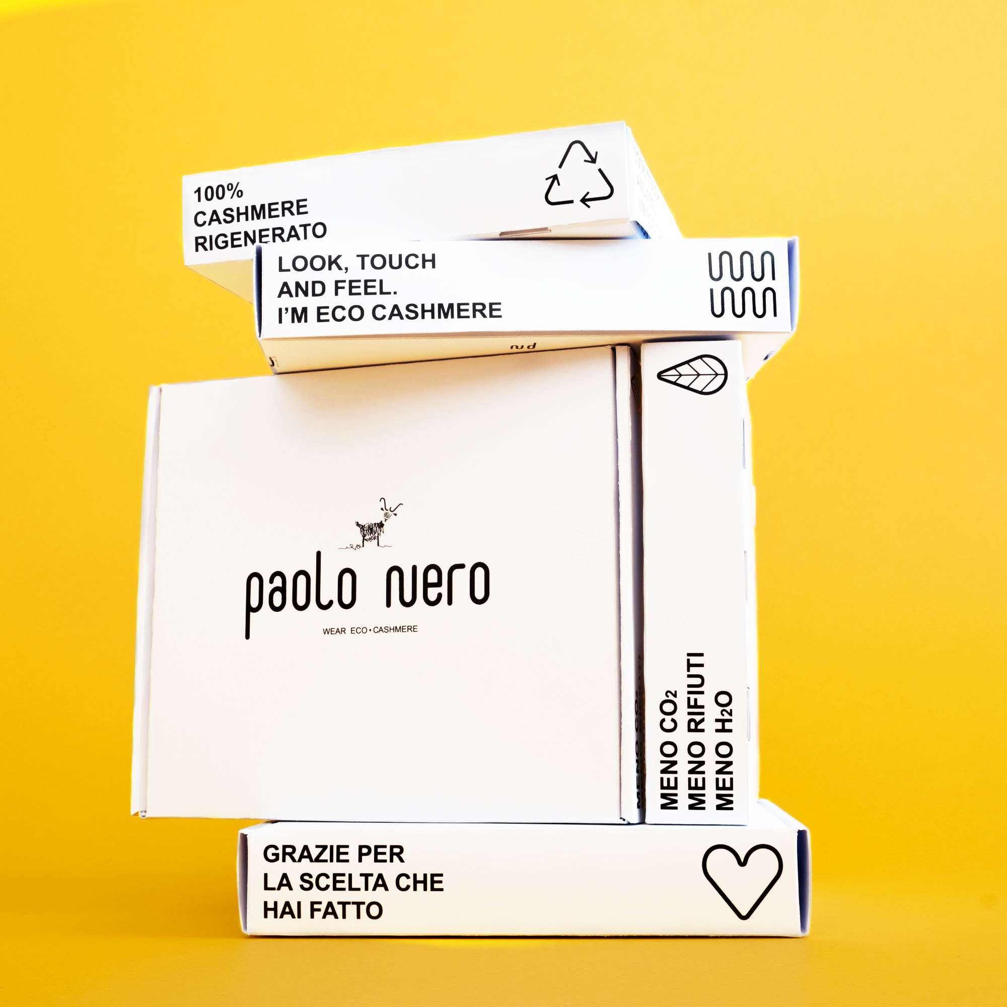 Paolo Nero packagining