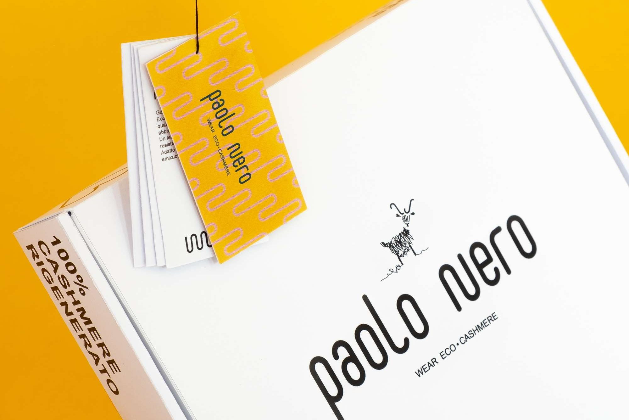 Paolo Nero Packaging