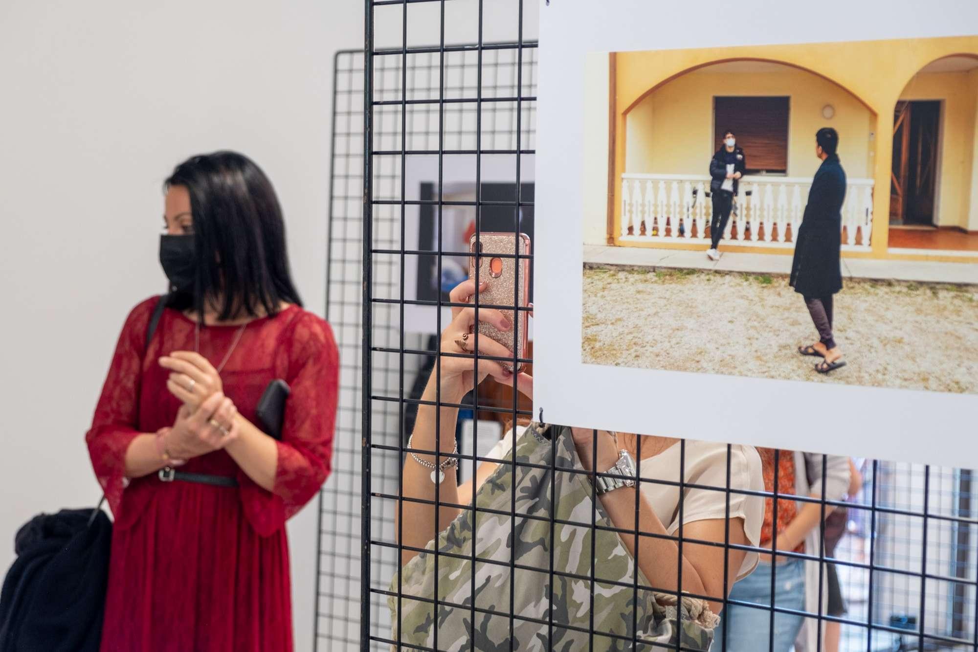 Esposizione fotografica PNE ad Internazionale